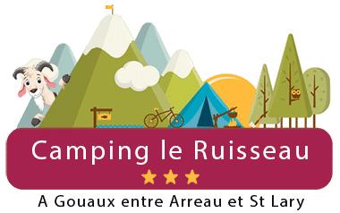 camping le Ruisseau