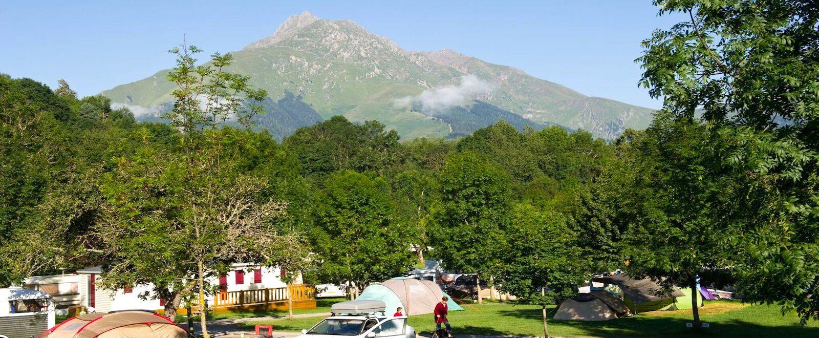 camping saint lary soulans dans les hautes pyérénées