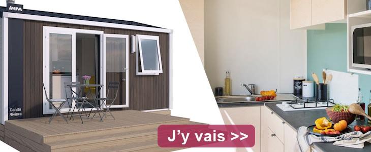 location de mobil home à Saint Lary soulan dans les Pyrénées