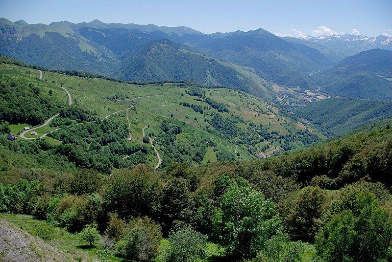 Col Aspin-camping du ruisseau