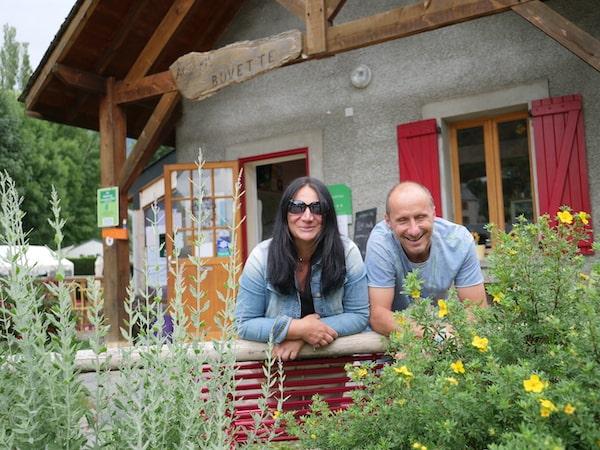 camping saint lary soulan dans les Pyrénées