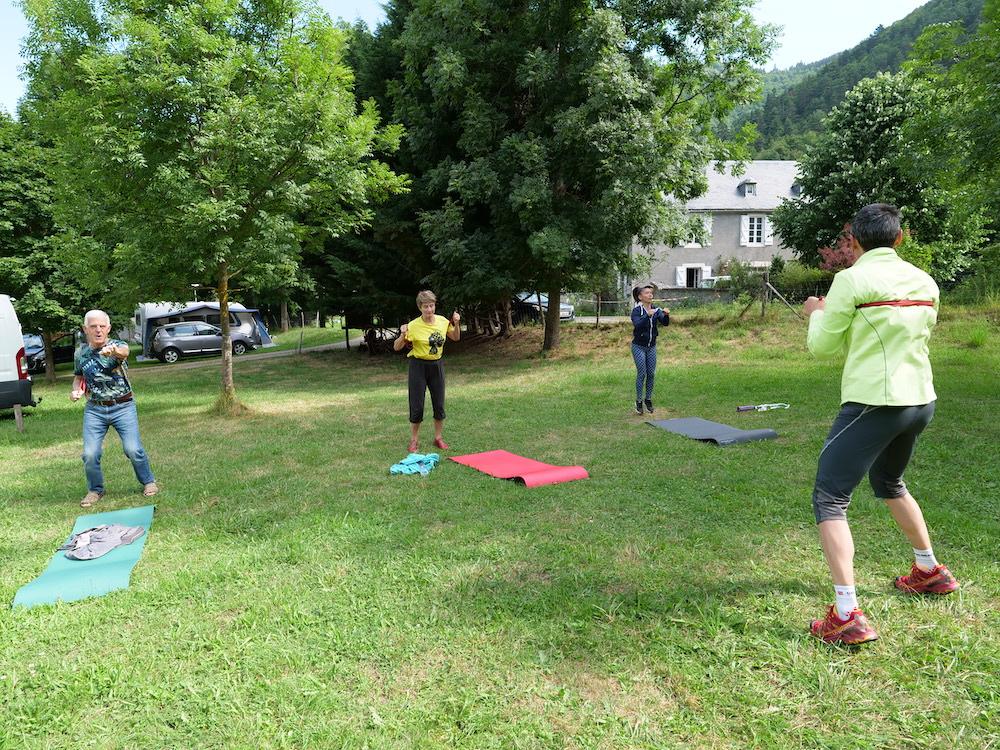 activites fitness saint lary dans les pyrénées